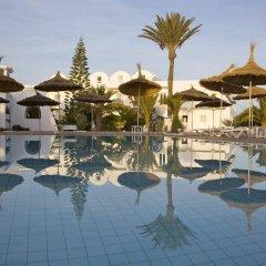 Отель Cesar Thalasso Тунис, Мидун - отзывы, цены и фото номеров - забронировать отель Cesar Thalasso онлайн бассейн фото 3