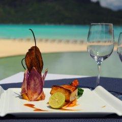 Отель Le Meridien Bora Bora в номере
