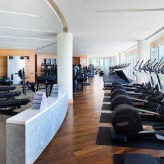Отель Rosewood Abu Dhabi фитнесс-зал фото 2