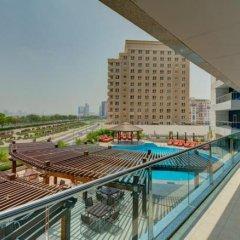 Copthorne Hotel Dubai балкон