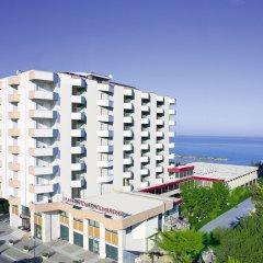 Отель Grand Hotel Adriatico Италия, Монтезильвано - отзывы, цены и фото номеров - забронировать отель Grand Hotel Adriatico онлайн пляж