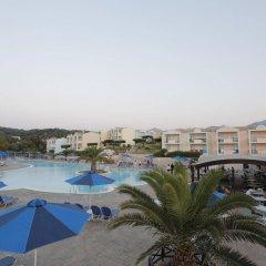 Отель Mareblue Beach Корфу балкон