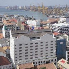 Отель Fairway Colombo спа