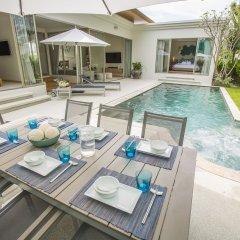 Отель Villa777 Private Pool Villa Phuket бассейн фото 3