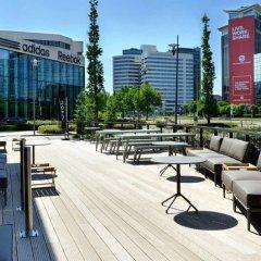 Отель Courtyard by Marriott Amsterdam Arena Atlas Нидерланды, Амстердам - 1 отзыв об отеле, цены и фото номеров - забронировать отель Courtyard by Marriott Amsterdam Arena Atlas онлайн фото 2