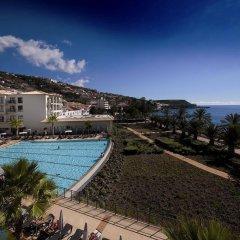 Отель Vila Gale Santa Cruz Санта-Крус пляж