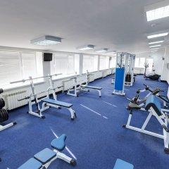 Президент Отель фитнесс-зал фото 3