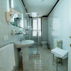 Отель Antico Hotel Vicenza Италия, Виченца - отзывы, цены и фото номеров - забронировать отель Antico Hotel Vicenza онлайн ванная фото 2