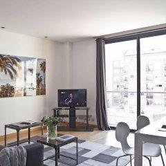 Отель AinB Sagrada Familia Apartments Испания, Барселона - 2 отзыва об отеле, цены и фото номеров - забронировать отель AinB Sagrada Familia Apartments онлайн комната для гостей фото 5