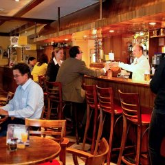 Отель ibis Nuernberg City am Plaerrer гостиничный бар