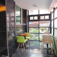 Отель Zero Южная Корея, Сеул - отзывы, цены и фото номеров - забронировать отель Zero онлайн балкон