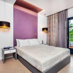 Отель Atrium Hotel Греция, Пефкохори - отзывы, цены и фото номеров - забронировать отель Atrium Hotel онлайн комната для гостей фото 4