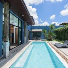 Отель Layan Villas бассейн фото 2