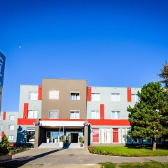 City Hotel Brno Брно парковка
