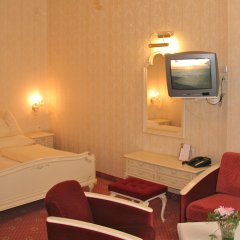 Отель Pertschy Palais Hotel Австрия, Вена - 5 отзывов об отеле, цены и фото номеров - забронировать отель Pertschy Palais Hotel онлайн комната для гостей