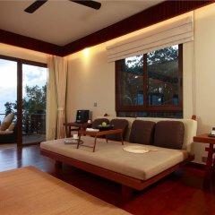 Отель Paresa Resort Пхукет комната для гостей фото 5