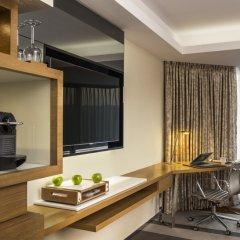 Отель Swissotel The Bosphorus Istanbul 5* Стандартный номер двуспальная кровать