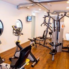 Отель Carat Golf & Sporthotel фитнесс-зал фото 4