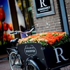 Renaissance Amsterdam Hotel спортивное сооружение