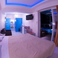 Hotel Parthenon City Родос комната для гостей фото 5