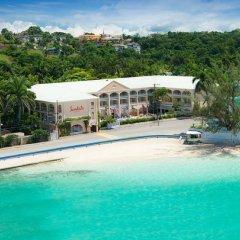 Отель Sandals Inn All Inclusive Couples Only пляж фото 2