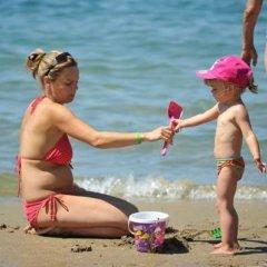 Отель Larissa Beach Club детские мероприятия