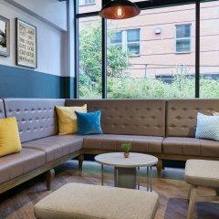 Отель Jurys Inn Manchester City Centre Великобритания, Манчестер - отзывы, цены и фото номеров - забронировать отель Jurys Inn Manchester City Centre онлайн интерьер отеля