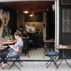 Cheers Meetown Hostel Стамбул питание