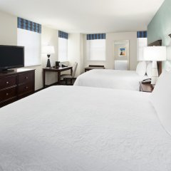 Отель Hampton Inn - Washington DC/White House США, Вашингтон - отзывы, цены и фото номеров - забронировать отель Hampton Inn - Washington DC/White House онлайн удобства в номере фото 2