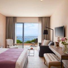 Отель Corfu Village Сивота комната для гостей фото 3
