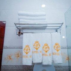 Hong Tung Hotel Далат сауна