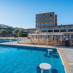 Отель Thb Cala Lliteras Испания, Кала Ратьяда - отзывы, цены и фото номеров - забронировать отель Thb Cala Lliteras онлайн бассейн