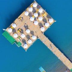 Justiniano Club Park Conti – All Inclusive Турция, Окурджалар - отзывы, цены и фото номеров - забронировать отель Justiniano Club Park Conti – All Inclusive онлайн приотельная территория