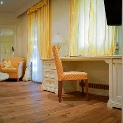 Hotel Starkenberg Сцена удобства в номере фото 2