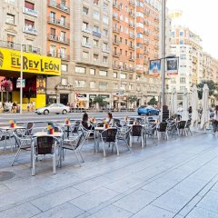 Отель Hostal Gran Via 63 Rooms