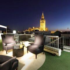 Отель Eurostars Sevilla Boutique бассейн