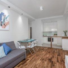 Апартаменты Chill Apartments Mokotow Center комната для гостей фото 4