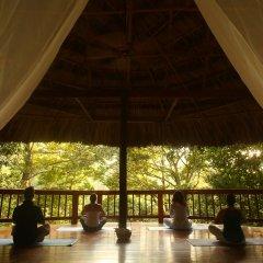 Отель The Lodge at Pico Bonito фитнесс-зал фото 2