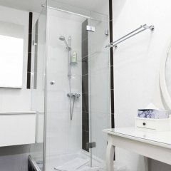 Отель Old Vienna Apartments Австрия, Вена - отзывы, цены и фото номеров - забронировать отель Old Vienna Apartments онлайн ванная