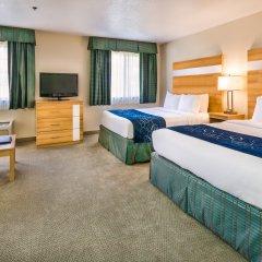 Отель Comfort Suites Seven Mile Beach Каймановы острова, Севен-Майл-Бич - отзывы, цены и фото номеров - забронировать отель Comfort Suites Seven Mile Beach онлайн комната для гостей фото 3