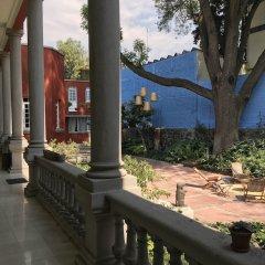 Отель Casa Moctezuma Мехико фото 6