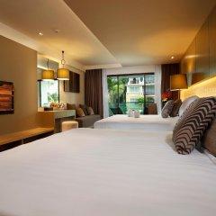 Отель Graceland Resort And Spa Пхукет комната для гостей