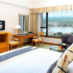 Отель Caravelle Saigon удобства в номере фото 2