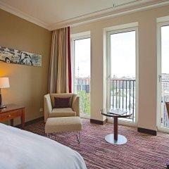 Отель Berlin Marriott Hotel Германия, Берлин - 3 отзыва об отеле, цены и фото номеров - забронировать отель Berlin Marriott Hotel онлайн комната для гостей фото 5