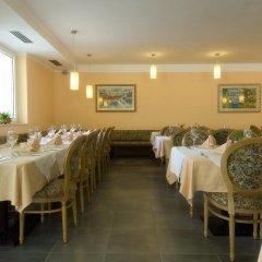 Hotel Weingarten Кальдаро-сулла-Страда-дель-Вино питание