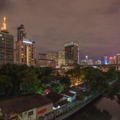 Отель Patumwan House Таиланд, Бангкок - отзывы, цены и фото номеров - забронировать отель Patumwan House онлайн балкон