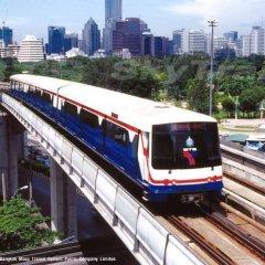 Отель Wellness Residence Бангкок городской автобус