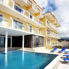 Отель Apartamentos Baia Brava Санта-Крус бассейн фото 3