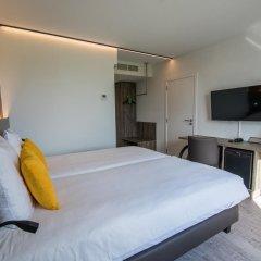 Отель Velotel Brugge Бельгия, Брюгге - отзывы, цены и фото номеров - забронировать отель Velotel Brugge онлайн комната для гостей фото 3