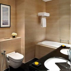 Отель Address Dubai Mall Residences Дубай ванная